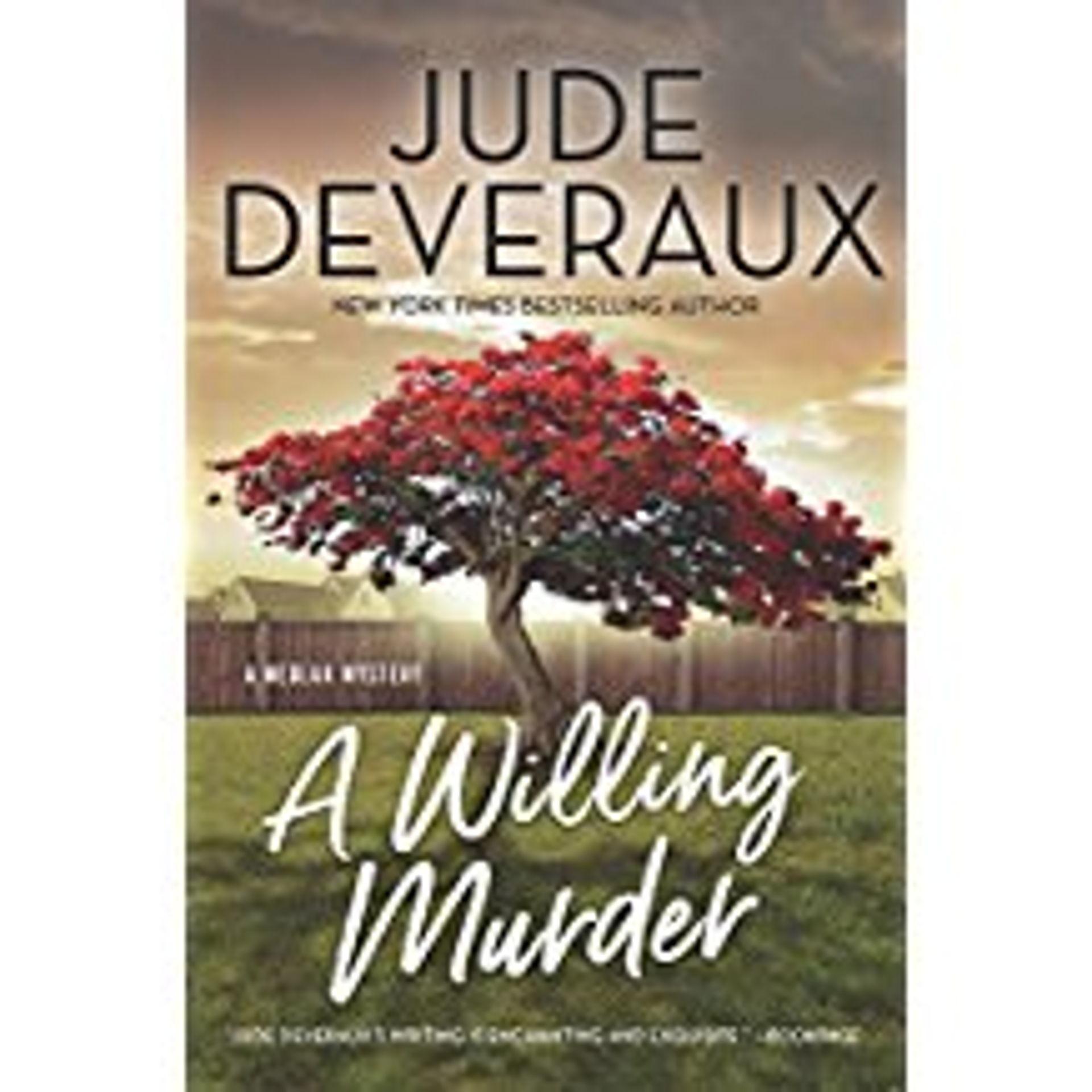 A Willing Murder, a Medlar Mystery by Jude Deveraux