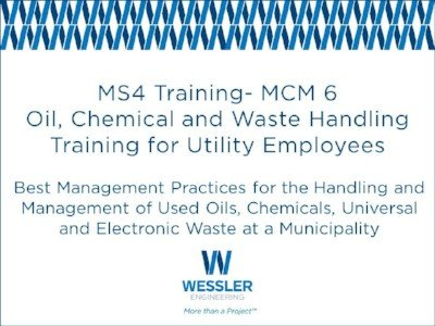 Oil, Chemical and Waste Handling