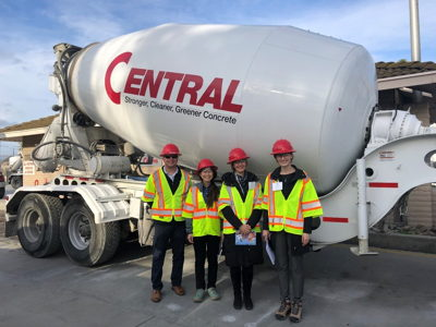 Image for Central Concrete Honored for Environmental Leadership and Innovation