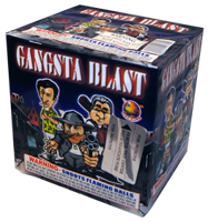 Image for Gangsta Blast 12 Shots