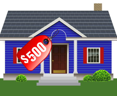Image for Mortgage and earn $500