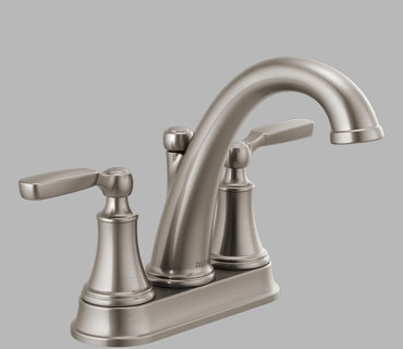 Bathroom Faucet – Brushed Nickel