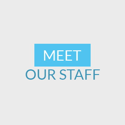 Image for Meet Our Staff