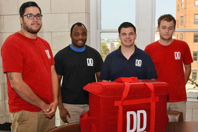 Delivery Dudes Focuses on Local Presence