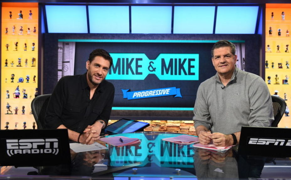 Image for Mike & Mike to be Inducted into the National Radio Hall of Fame