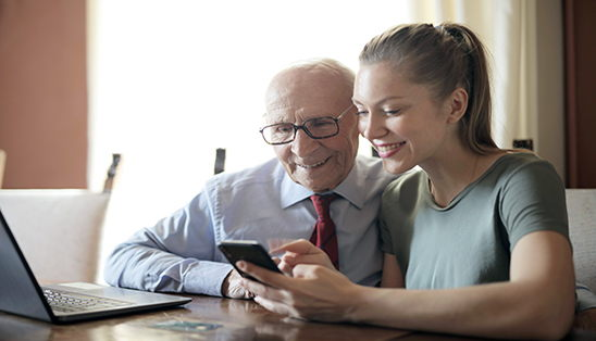 How to Protect Seniors Against Cybercrimes and Scams