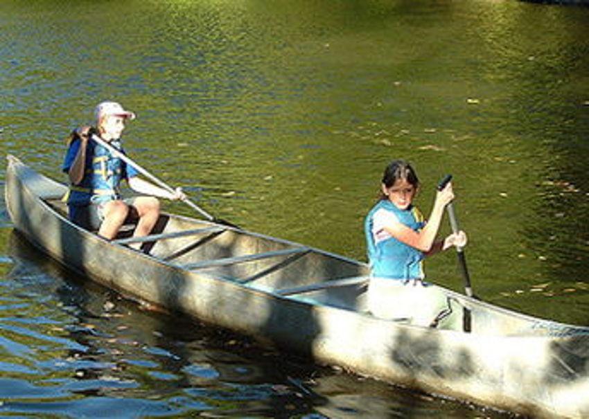 Blues Canoe Livery