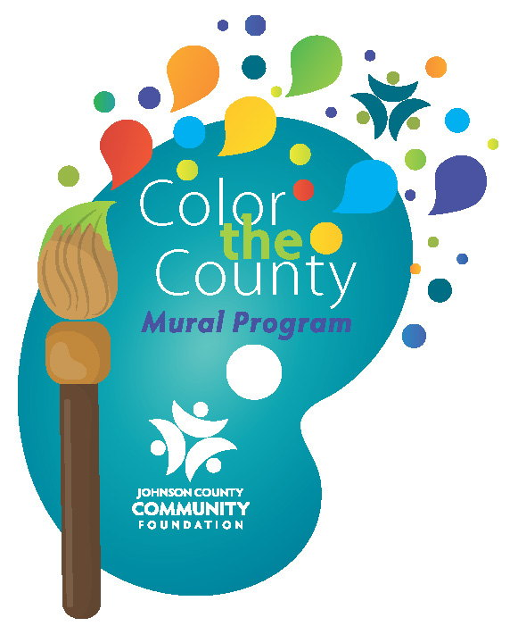 Color the County Mural Program logo
