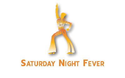 Logo for Saturday Night Fever