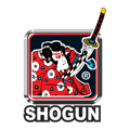 Logo for Shogun