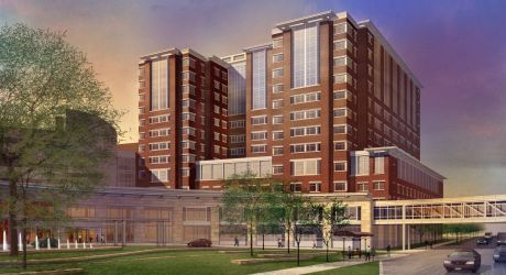 University of Kentucky - Albert B. Chandler Hospital