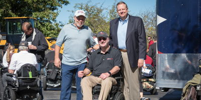 Mobility for Disabled Veterans