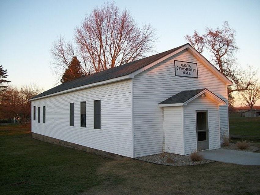 Banta Community Hall