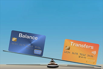 Image for Credit Card Balance Transfers:  Worth the Hassle?