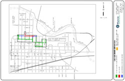 Construction Update for the Week of 08/20/18: Wysor St closed from Jefferson to Monroe, Jefferson St closed btwn Wysor & Race, & Gavin St closed from Russey to Butler