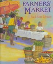 Farmer's Market by Paul Brett Johnson