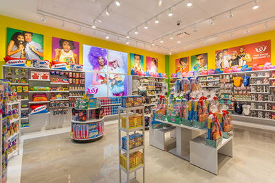 Candy Store Immersive Environment