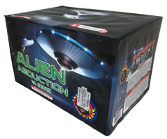 Image for Alien Abduction 20 Shot
