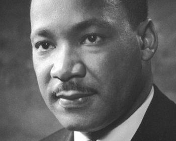 Lecture: The Relentless Pursuit of Dr. King's Dream Today