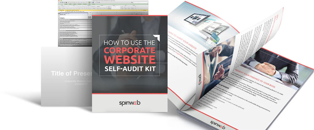 Image that represents Website Self-Audit Kit
