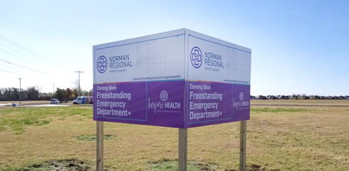Image for Norman Regional Health System closes on land deal for new Emergency Department