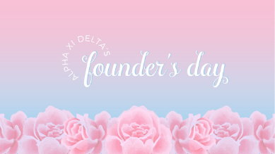 Image for Celebrating Founders' Day