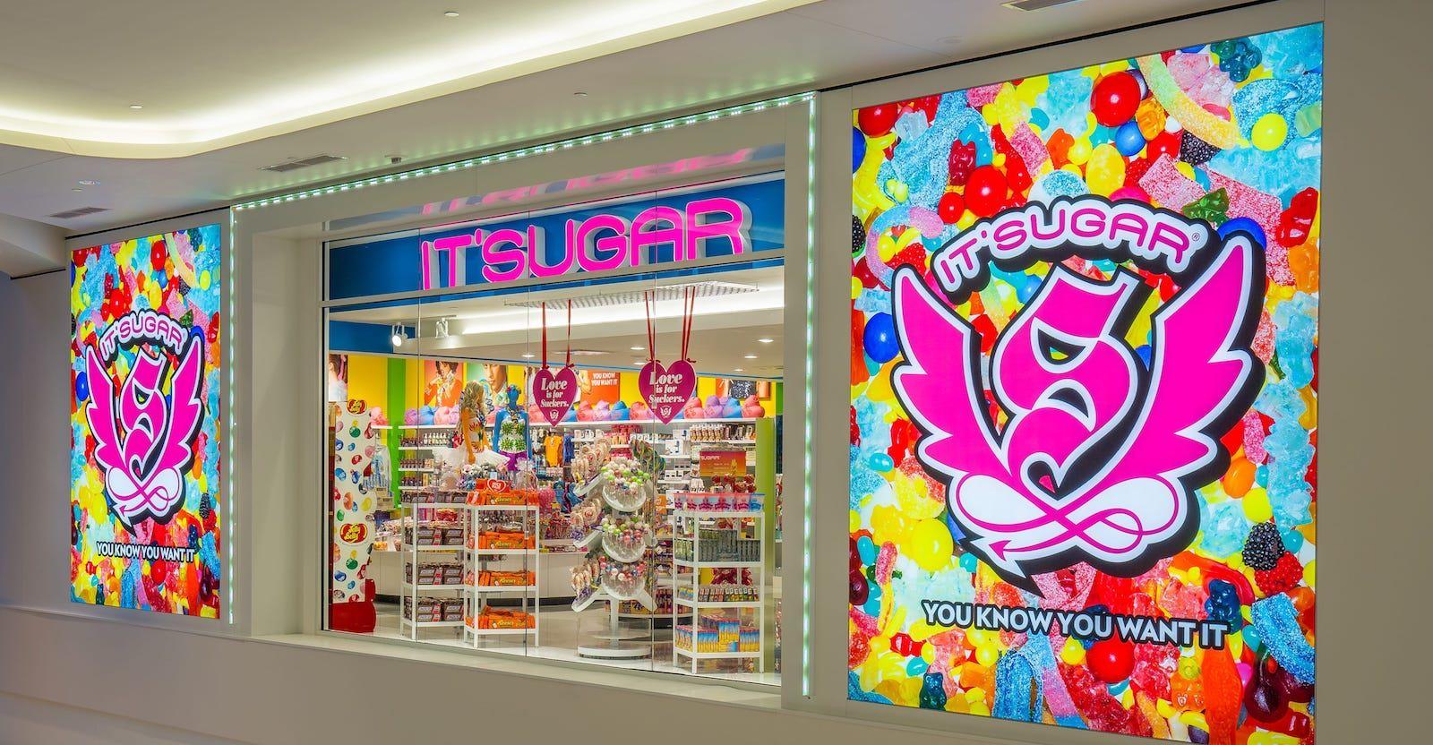 it'Sugar mall of america