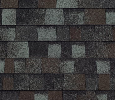 OPTIONAL DESIGNER SHINGLES-STORM CLOUD