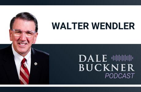 image for WTAMU President Walter Wendler On Affordable College | Dale Buckner Podcast Ep. 5