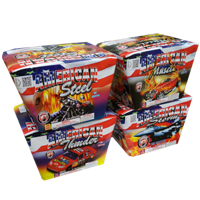 Image for American Series (Mixed Case)
