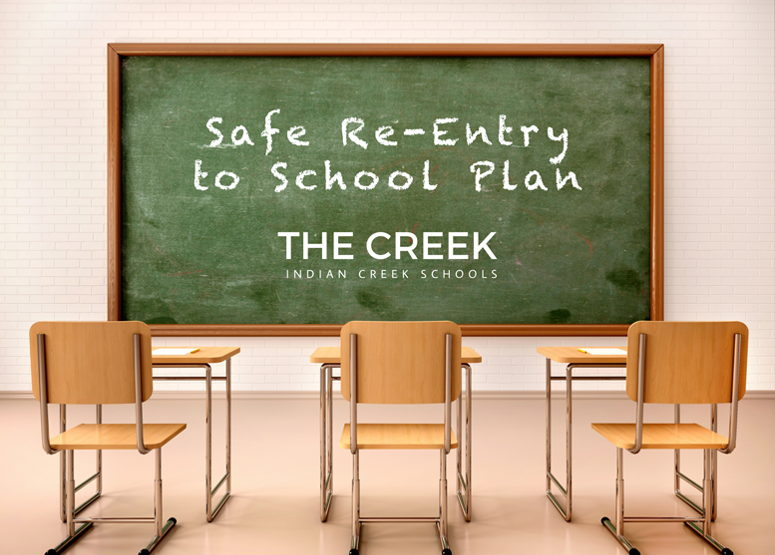 Image for Safe School Re-Entry Plan 2021-2022