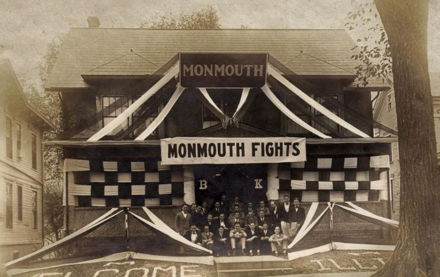 Image for Origins of Beta Pi Chapter at Monmouth College
