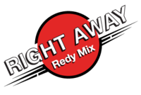 Logo for Right Away Redy Mix