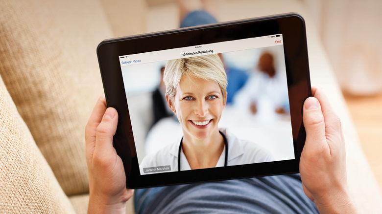 my Virtual Health Visit
