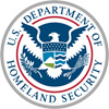 Logo for U.S. Department of Homeland Security