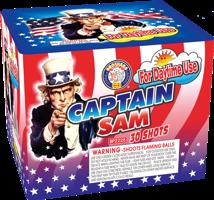 Image for Captain Sam  30 SHOTS