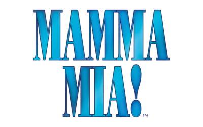 Logo for Mamma Mia!