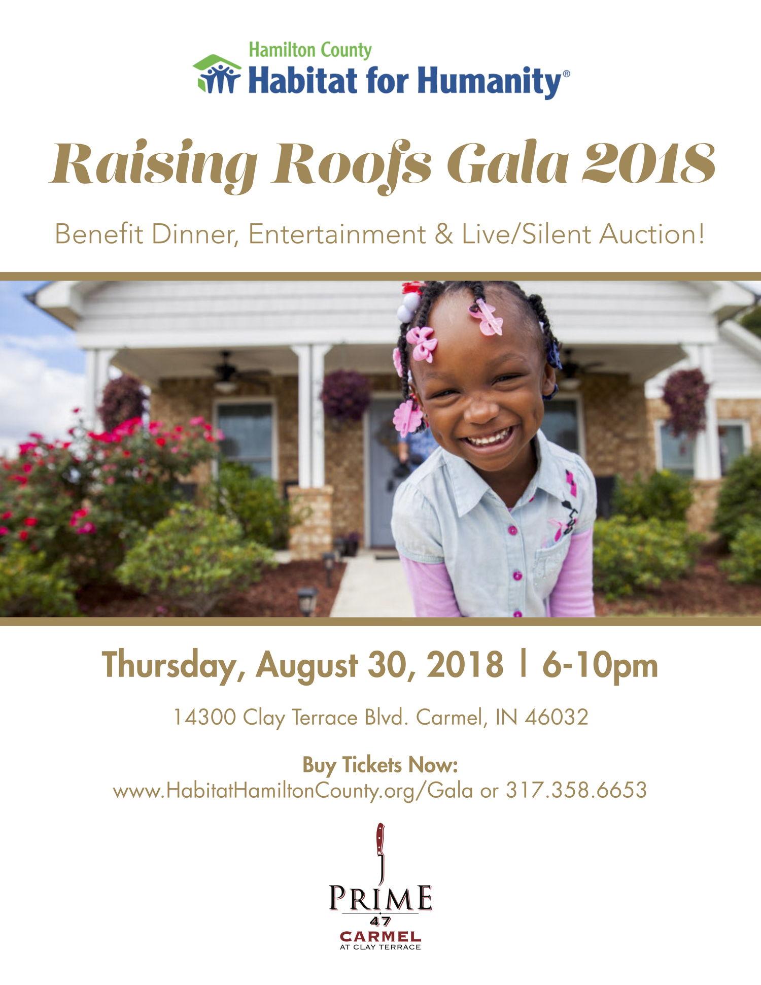 Raising Roofs Gala 2018