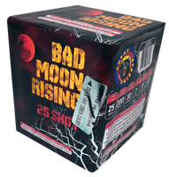 Image for Bad Moon Rising 25 Shot