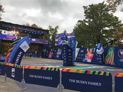 Walk-Through Event Banners