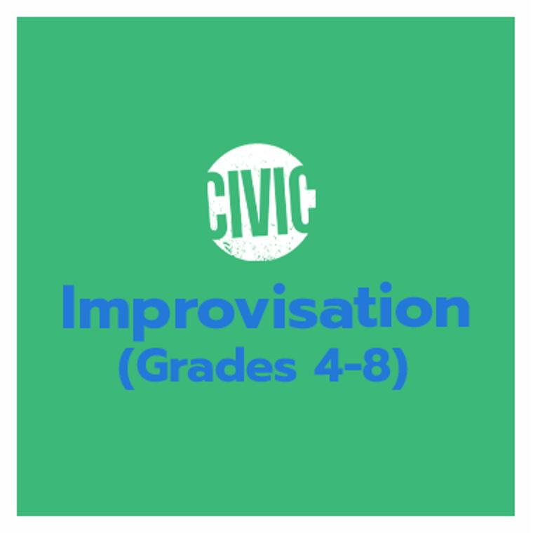 Image for Improvisation Online Class