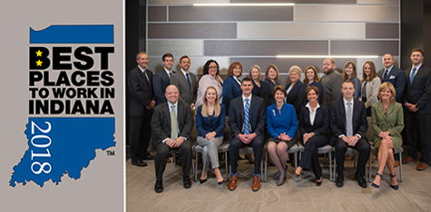 Image for Bedel Financial Named 2018 Best Places to Work in Indiana