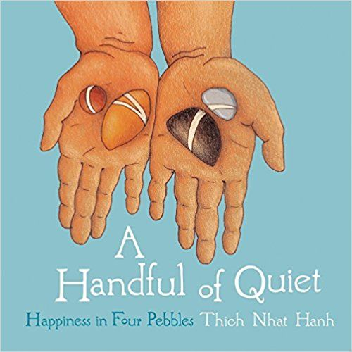 handful of quiet book cover