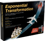 exponential transformation book cover