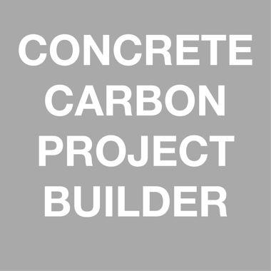 Image for Concrete Carbon Project Builder
