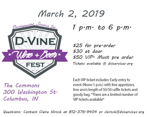 Image for D-Vine Wine and Beer Fest