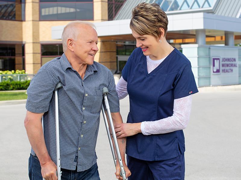 Outpatient Rehabilitation Johnson Memorial Health