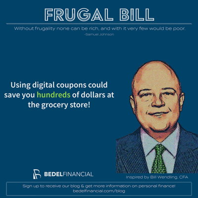 Image for Frugal Bill - Grocery Coupon App