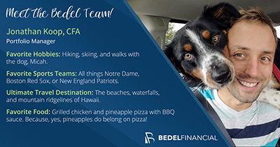 Meet the Bedel Team | Jonathan Koop, CFA