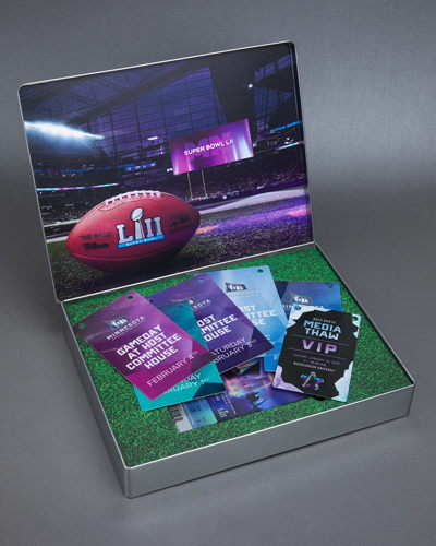 Event Custom Collateral Tin